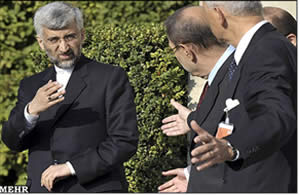 Iranian media portrays recently completed round of nuclear talks in Istanbul as achievement for Iran