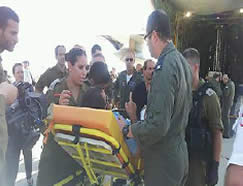 Israeli medical assistance delegations in action in Bulgaria (IDF Spokesman, July 18, 2012).