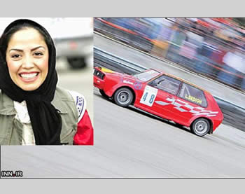 New film documenting the life of Iran's first woman race car driver causes a stir