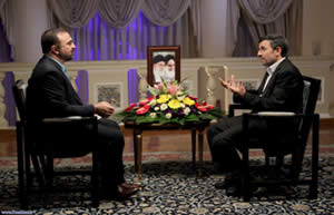 President's interview provokes sharp criticism and spurs speculations on his political intentions