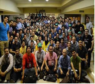 Tehran hosts its first-ever Startup Weekend, an event dedicated to encouraging technological entrepreneurship