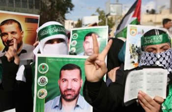 A Hebron rally for solidarity Hamas (Safa News Agency, November 19, 2012).