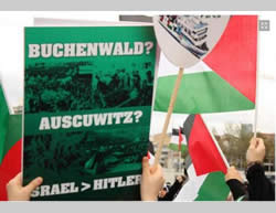 Signs carried during the demonstration in front of the courthouse (IHH website, December 6, 2012)
