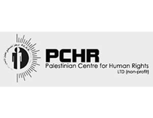 The Palestinian Center for Human Rights (PCHR) plays a