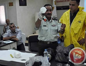 Workshop in Bethlehem on protection from a chemical attack in the region (Maan, September 8, 2013)
