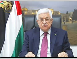 Mahmoud Abbas marks the 49th anniversary of the founding of Fatah (Mahmoud Abbas's Facebook page, December 31, 2013).