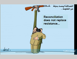 The Fatah-Hamas reconciliation as presented by a Hamas newspaper: Hamas will not abandon the