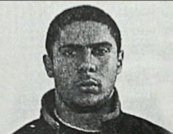 Mehdi Nemmouche, suspected of carrying out the shooting attack at the Jewish Museum in Brussels (Twitter/@G_deLinares)