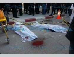 Fatalities at the scene (theshamnews.com website, March 21, 2015)
