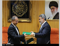 Last week Mohammad Ibrahim al-Shaa'r, Syrian minister of the interior, paid a visit to Tehran