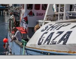 The Marianne (Facebook page of Freedom Flotilla, June 25, 2015).