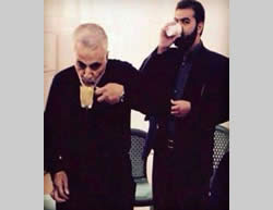 Qasem Soleimani.Source: Facebook page affiliated with the IRGC, November 25, 2015