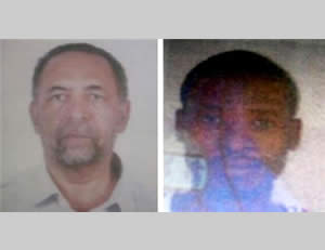 The two Kenyans arrested for working for the Qods Force (Al-Jazeera, November 28, 2015).