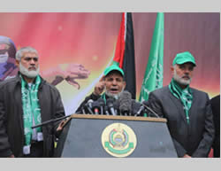 The Anniversary of the Founding of the Hamas Movement