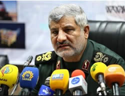 Ebadollah Abdollahi, commander of the IRGC's construction headquarters Khatam al-Anbiya (Tasnim News, December 14, 2015).