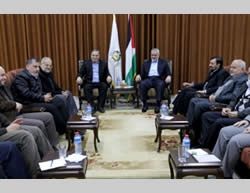 Hamas-Palestinian Islamic Jihad Meeting
