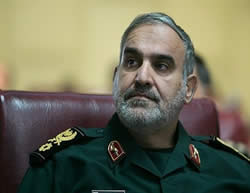 Ali Asghar Gorjizadeh, commander of the IRGC's security unit (Mehr News Agency, January 6, 2016).