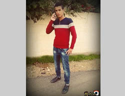 Murad Badr Abdallah Idi's as he appears on his Facebook page (December 25, 2015).