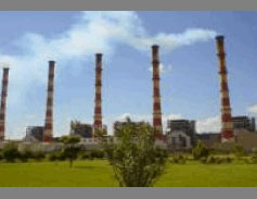 The thermal power plant east of Aleppo [archive photo], that was taken over from ISIS  (SANA Syrian News Agency, February 21, 2016).