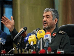 Mohammad Ali Jafari, commander of the IRGC (Tasnim News, April 5, 2016).