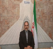 Morteza Abedini, Iranian chargé d' affaires in Yemen  (Mehr News Agency, April 2, 2016).