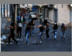 Palestinians riot in east Jerusalem and attack Israeli security forces during the Succoth holiday (Raya.ps, September 30, 2015).