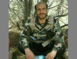 Alireza Baba'i, killed in Iraq (Qasemsoleimani.ir, May 16, 2016)