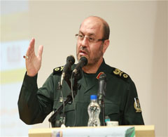 Hossein Dehghan, Iranian minister of defense (Tasnim News, May 30, 2016).