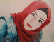 Sarah Tarayrah (Facebook page of Gaza al-A'an, July 1, 2016)