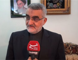 Alaeddin Boroujerdi, chairman of the Majlis committee for national security and foreign policy (Tasnim, August 24, 2016).