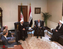 The meeting of the head of the Iranian and Iraq judicial systems (Mizan News, October 30, 2016).