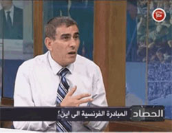 Nasr al-Laham, head of the Ma'an news agency, interviewed about the results of the American presidential election (Ma'an, November 12, 2016).