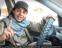 Abu Maryam al-Moslawi, a suicide bomber who carried out a terrorist attack in the neighborhood of Al-Tahrir in east Mosul (Haqq, November 20, 2016)