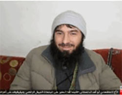 The suicide bomber Abu Assad the Dagestani.