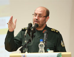 Iranian minister of defense, Hossein Dehqan (Tasnim, December 13, 2016).