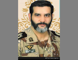 Brigadier general Hassan Akbari, commander of an IRGC battalion in Tadmor, killed in Syria  (Fars, December 13, 2016).