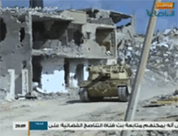 Devastation in Sirte following the battles  (Ayn Libya, December 3, 2016; Al-Tanasuh Channel, December 5, 2016)