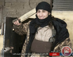 Abu Osama the Gazan, ISIS operative from the Gaza Strip, who carried out a suicide bombing attack targeting Turkish army forces in al-Bab (Ma'an, December 22, 2016).