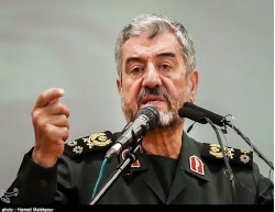 Revolutionary Guards Commander Mohammad-Ali Ja'fari: The enemies of the Islamic Revolution also recognize the military might of Iran (Tasnim News, February 8, 2017).