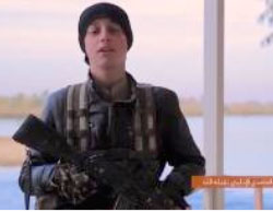 Teenagers who carried out suicide bombing attacks on behalf of ISIS against the Iraqi security forces in Mosul (YouTube, February 20, 2017)