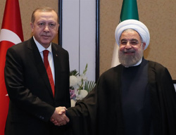 Rouhani and Erdogan (Tasnim News, March 1, 2017)