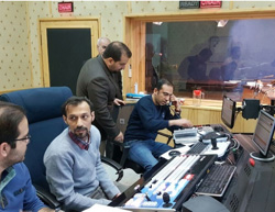 The Voice of Bahrain radio station (ABNA, February 28, 2017).