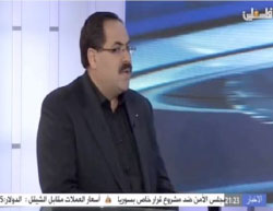 Sabri Sidam, PA minister of education, interviewed by Palestinian TV about the decision to suspend relations with UNRWA (YouTube, April 13, 2017).