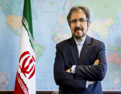 Bahram Qasemi, spokesman for the Iranian foreign ministry (ISNA, May 14, 2017).
