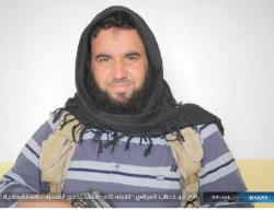 Abu Khattab al-Iraqi, an ISIS suicide bomber who blew himself up in west Mosul (Haqq, May 16, 2017)