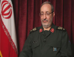 Masoud Jazaeri, Deputy Commander in Chief of the Iranian army (Tasnim News, May 22, 2017)