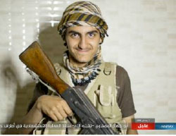 Suicide bomber codenamed Abu Jihad al-Moslawi, who carried out a suicide bombing attack in the Al-Zanjili neighborhood (Haqq, June 3, 2017).
