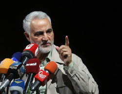 Soleimani (Sepah News, July 10, 2017).