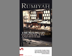 The cover of Issue 11 of ISIS's organ Rumiyah