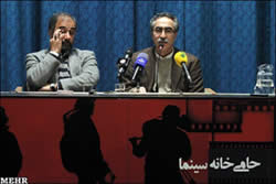 The press conference convened by the House of Cinema leaders, January 4